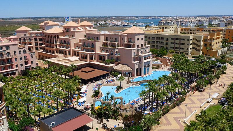 Hôtel Playacanela 4 Isla Canela Voyage Espagne Leclerc