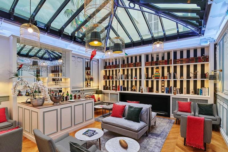 Hôtel Bradford Elysées - Astotel à Paris 8e Arrondissement