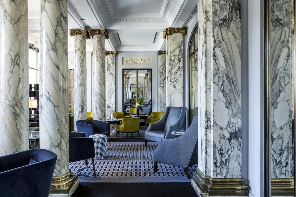 Hotel Brighton - Esprit de France à Paris 1er Arrondissement