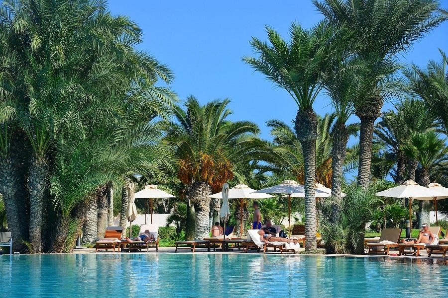 Hôtel Royal Garden Palace 5* à Djerba en Tunisie