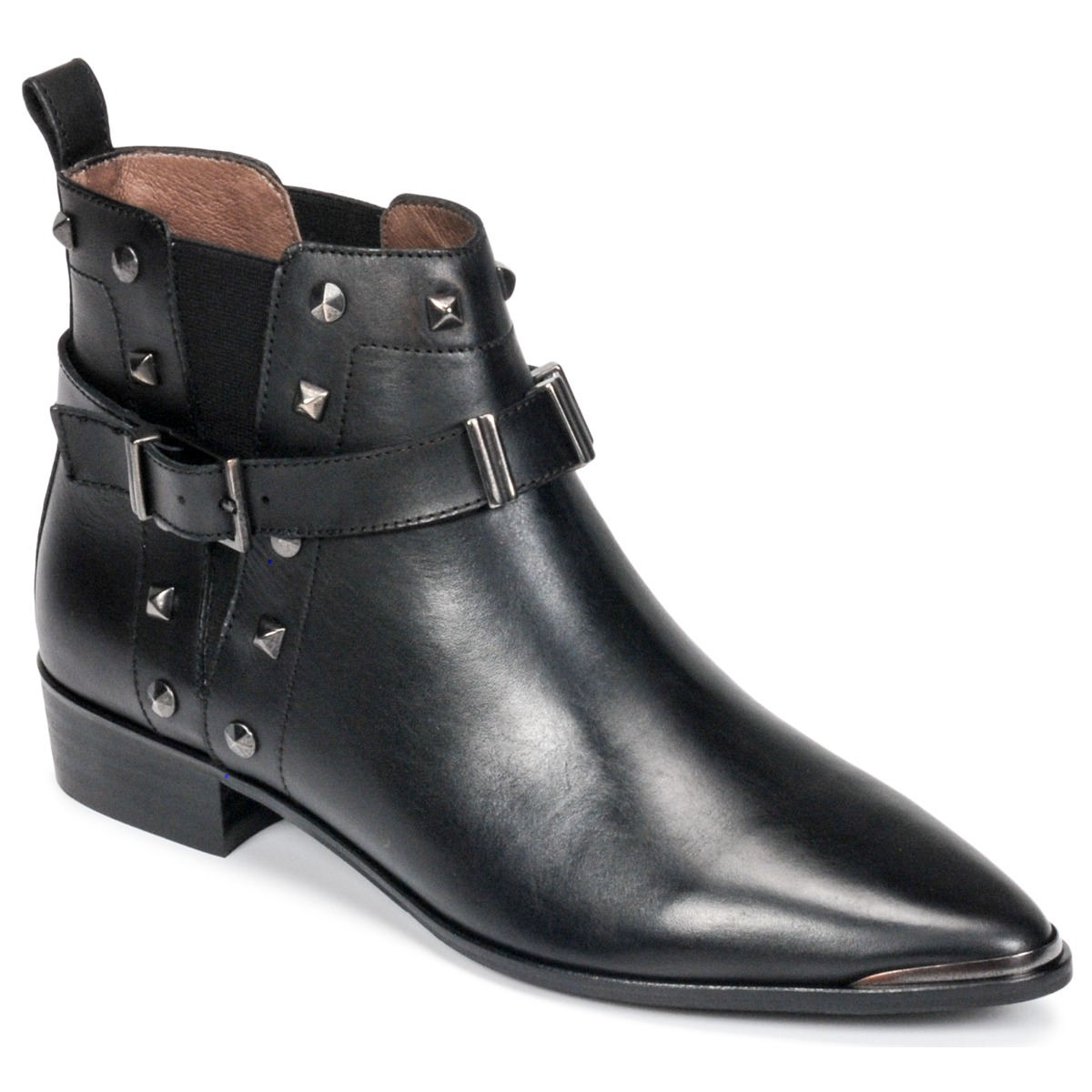 Ikks BILLY BOOTS Noir