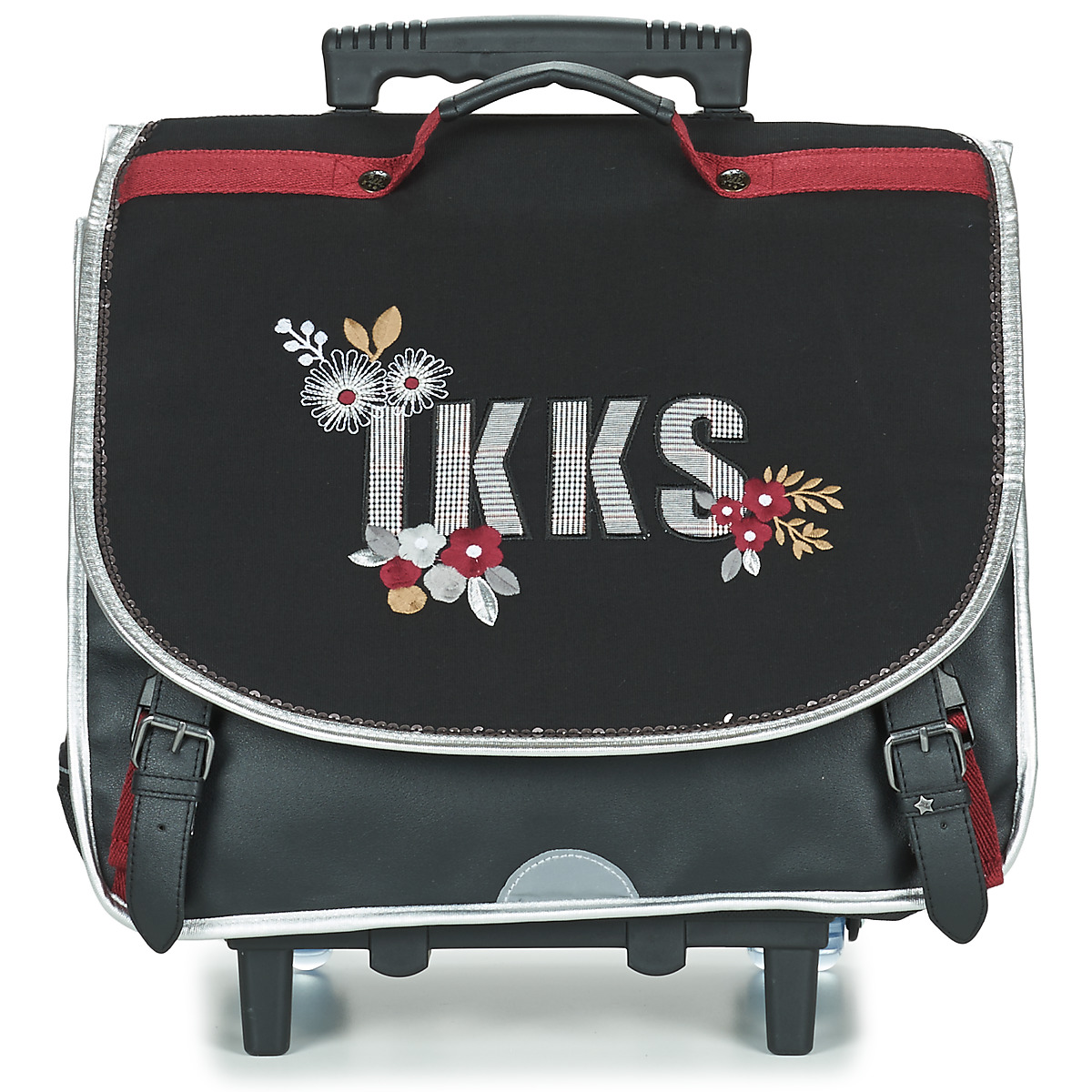 Ikks BLACK TEA TROLLEY CARTABLE Noir