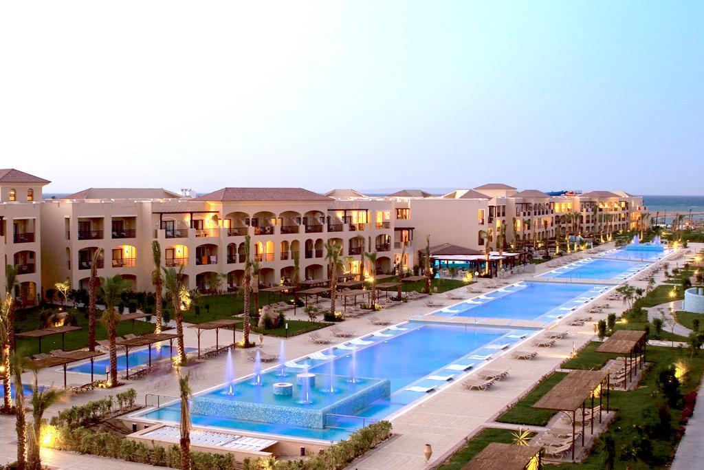 Hôtel Jaz Aquamarine Resort 5* à Hurghada en Egypte