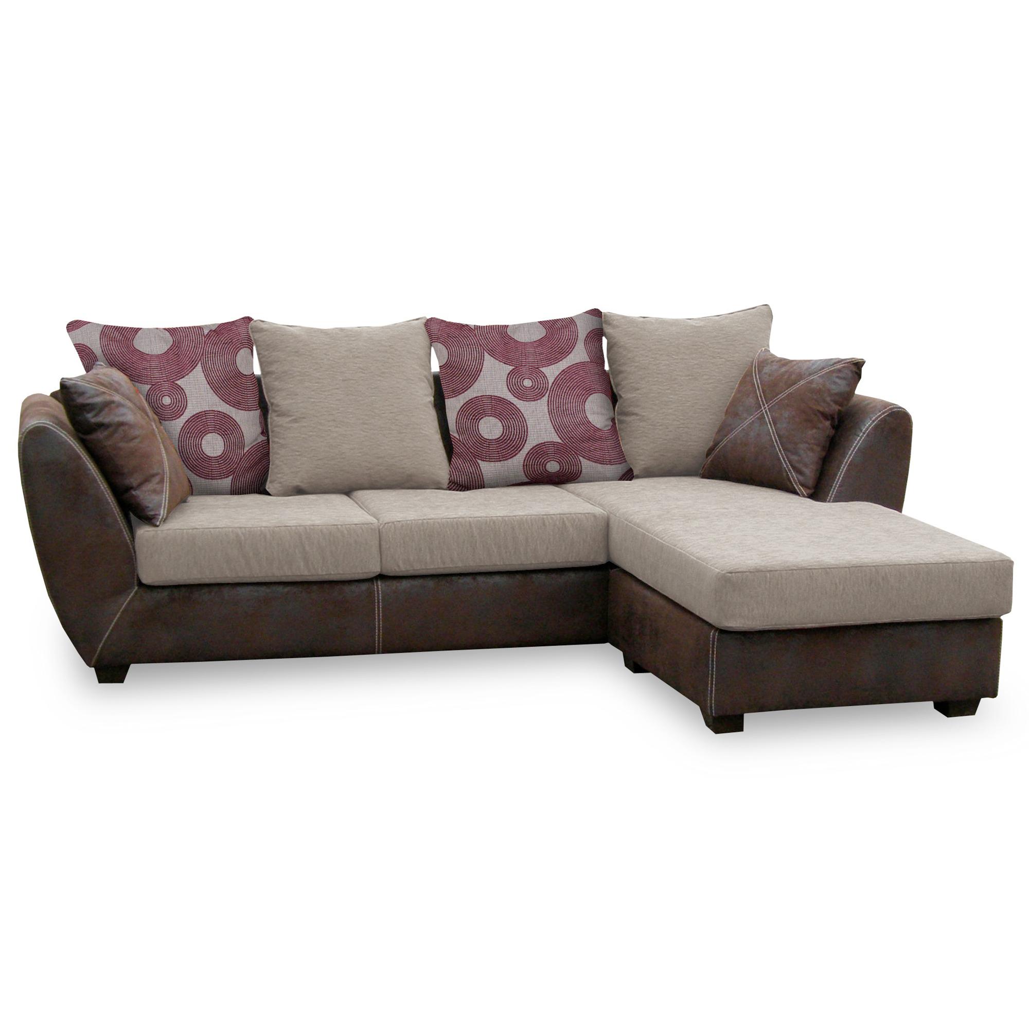 canap la maison de valerie canap d 39 angle r versible ceylon cappuccino. Black Bedroom Furniture Sets. Home Design Ideas