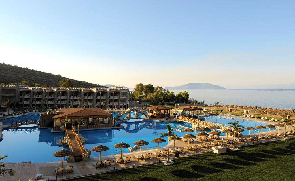 Hôtel Kandia's Castle 5* à Kandia en Grèce