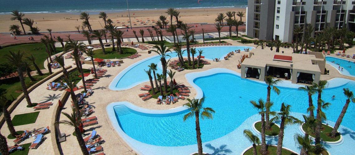 Kappa Club Royal Atlas Agadir 5* à Agadir au Maroc - Leclerc Voyages