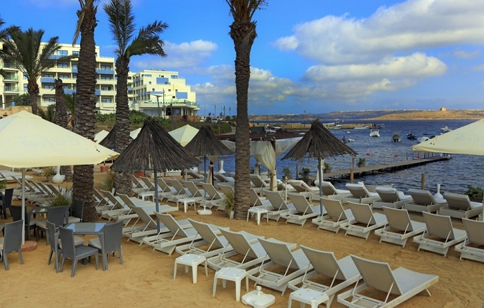 Top Clubs Labranda Riviera 4* à Mellieha sur L'île de Malte Crète