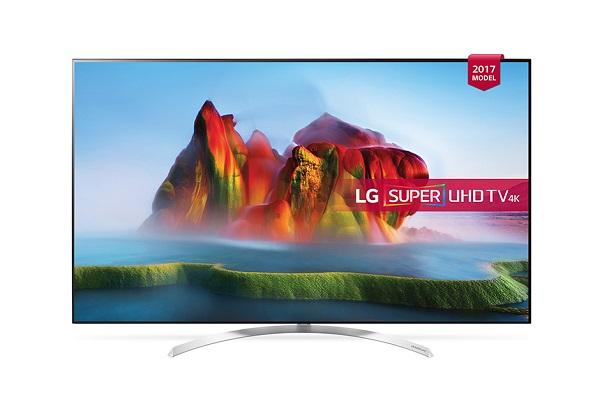 700207cb833 LG 55SJ850V Téléviseur LCD 4K UHD HDR LG 55SJ850V Téléviseur LCD 4K UHD HDR pas  cher prix Téléviseur 4K Auchan 1 ...