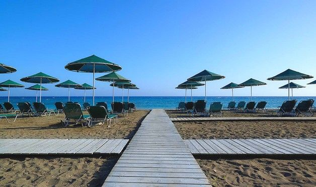 Hôtel Labranda Blue Bay 4* à Ialyssos à Rhodes - Lastminute