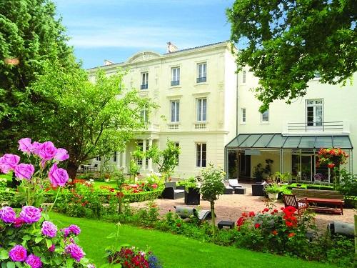 Le Champlain Hotel à La Rochelle