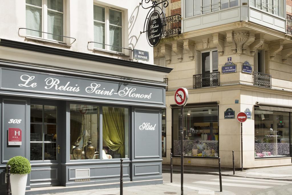 Le Relais Saint-Honore Hotel à Paris 1er Arrondissement