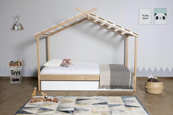 lit cabane avec tiroir de rangement robinson pas cher lit enfant but. Black Bedroom Furniture Sets. Home Design Ideas