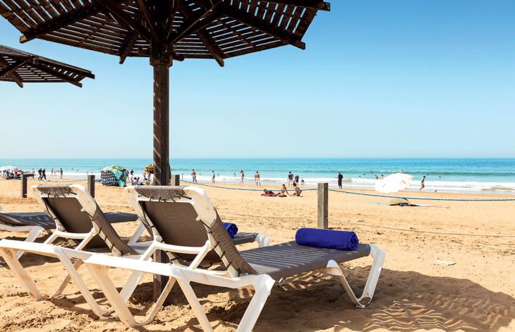 Hôtel Paradis Plage 4 * Agadir TUI au Maroc