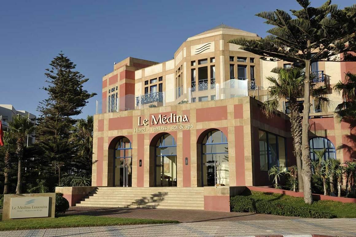 Hôtel Le Médina Essaouira Thalassa Sea&Spa 5* TUI à Essaouira au Maroc