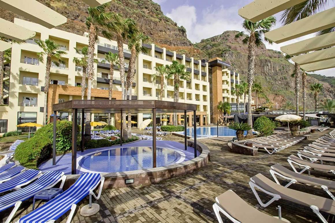 Hôtel Savoy Calheta Beach 4* TUI Calheta à Madère