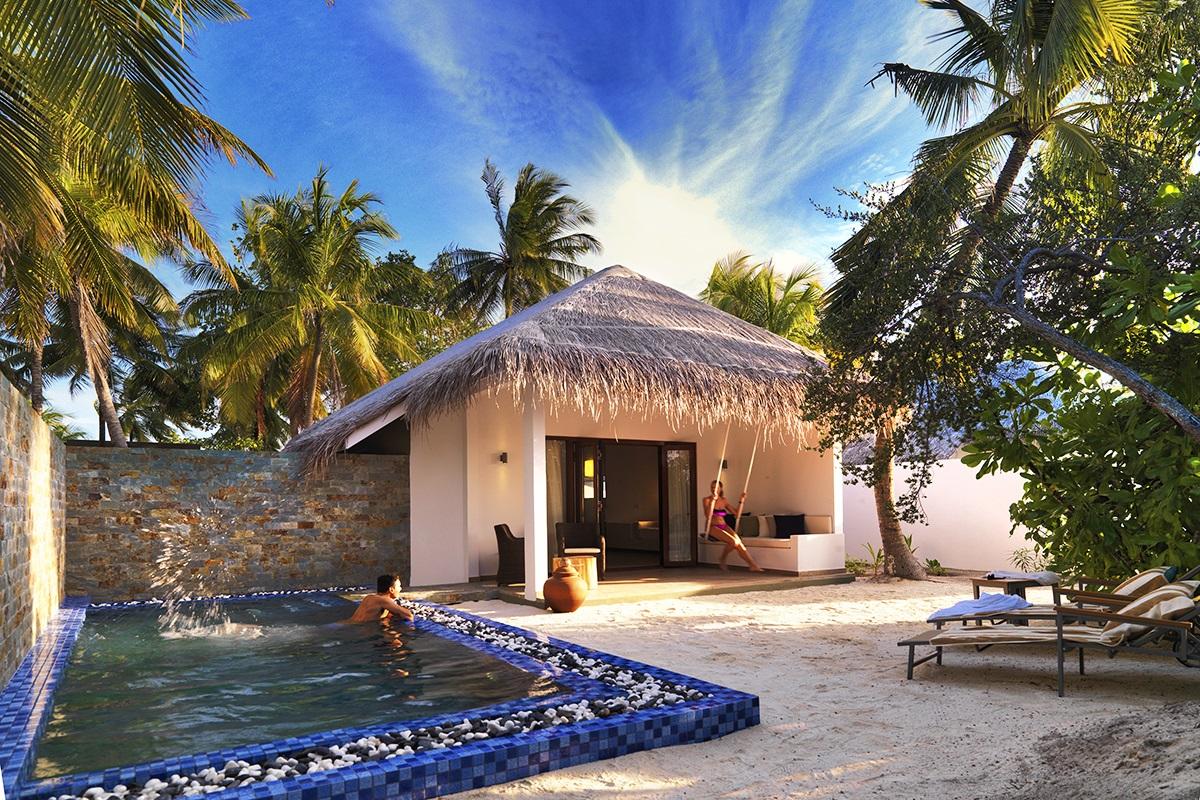 Hôtel Cocoon Maldives 5* TUI à Ookolhufinolhu aux Îles Madilves