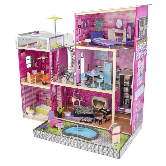 Maison de poupées Uptown Kidkraft