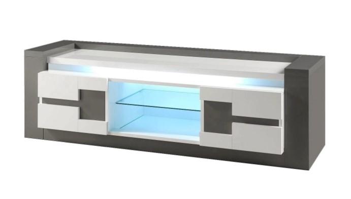 Meuble tv conforama meuble tv landen for Meuble tv oceania