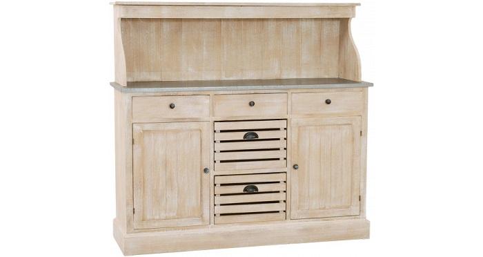 Ensemble table et chaises de s jour riberto meuble de for Plateau de cuisine en bois