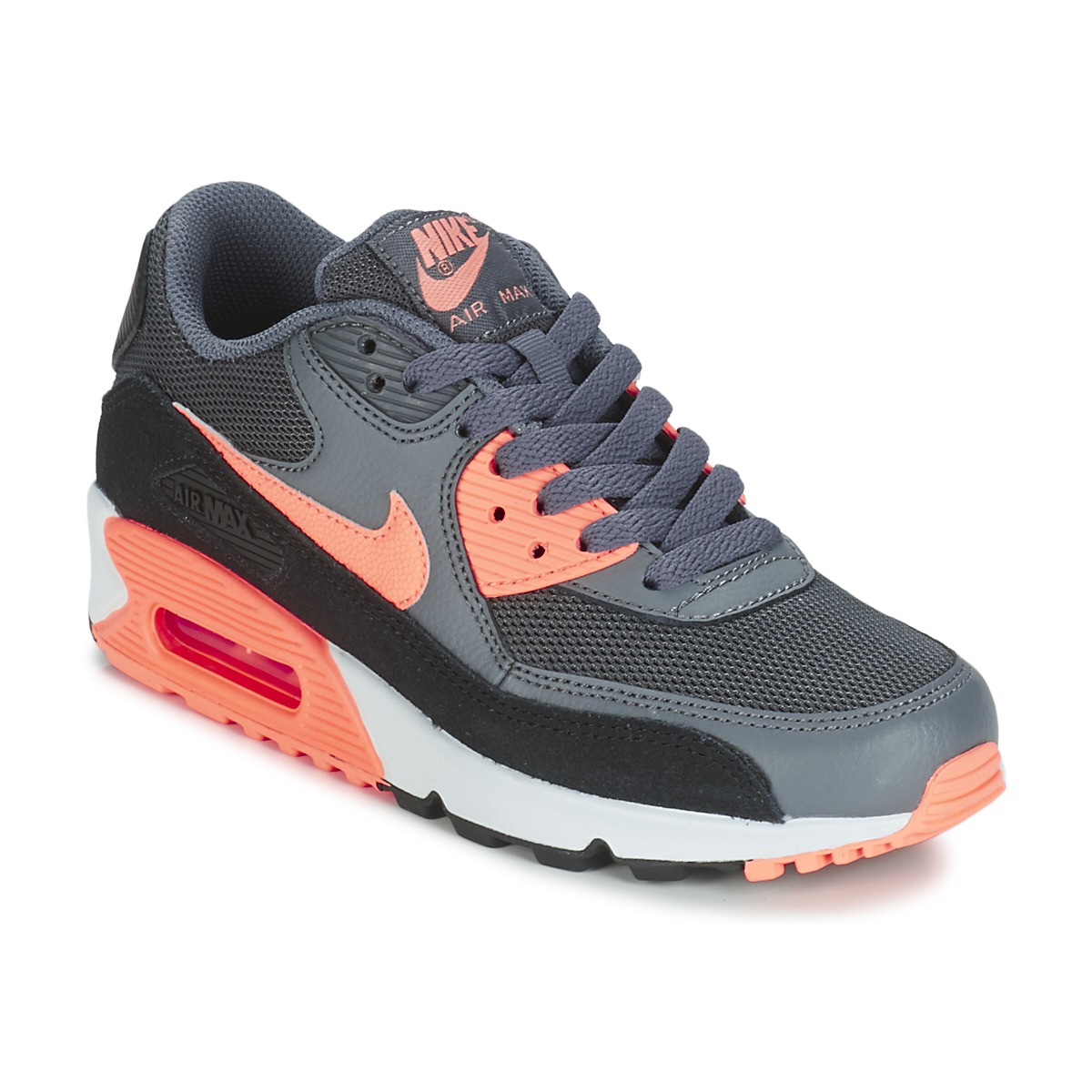 90 Essential W Max Corail Air Nike Gris Baskets Basses eWrdBCxo