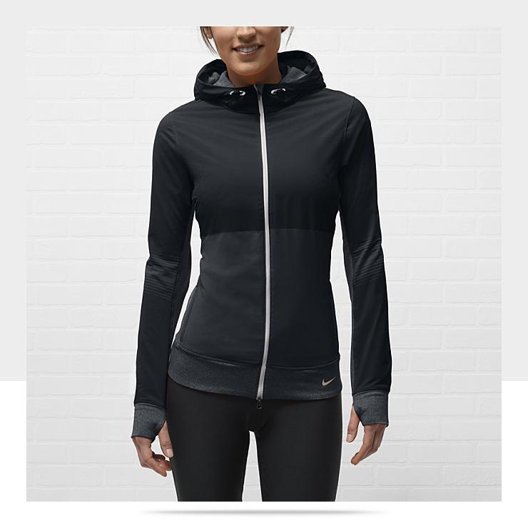 nike sphere full zip veste de course pied pour femme. Black Bedroom Furniture Sets. Home Design Ideas