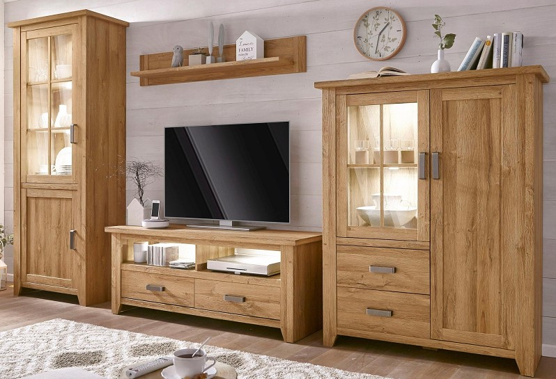 meuble tv spaceo home d cor ch ne meuble tv leroy merlin. Black Bedroom Furniture Sets. Home Design Ideas