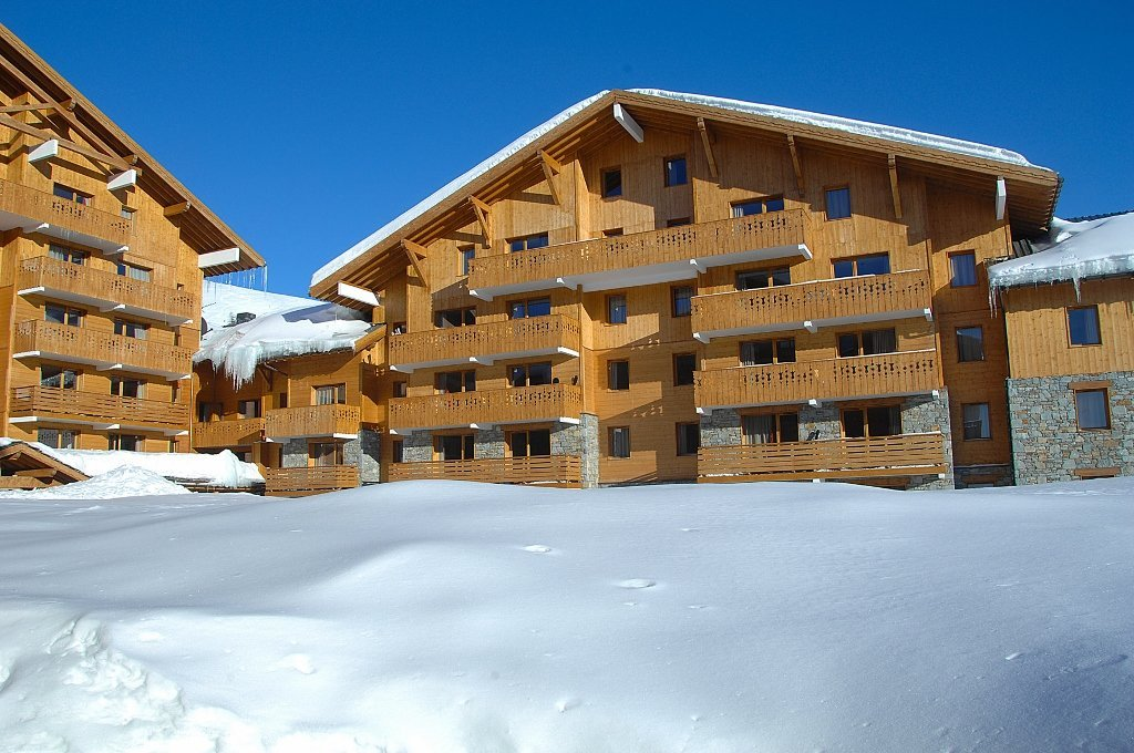Location Résidence Le Sun Valley 4* à La Plagne Soleil en Savoie