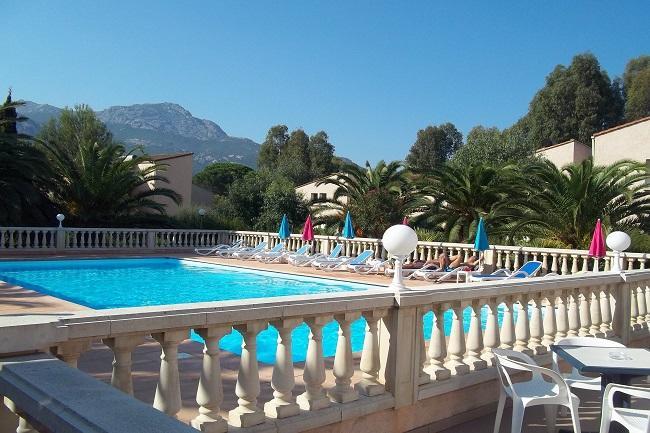 Résidence Thalassa à Calvi en Corse