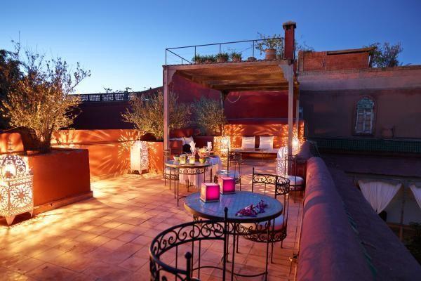 Riad Les Jardins d'Henia à Marrakech au Maroc - Leclerc Voyages