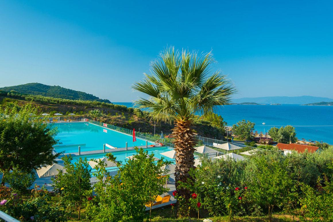 Club Lookéa Akrathos Beach 4* TUI à Ouranoupoli en Grèce