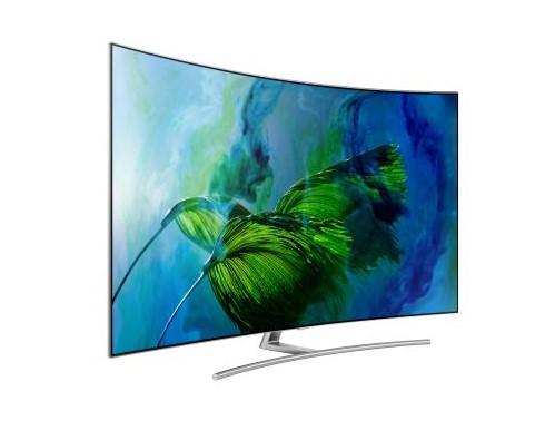 TV Samsung 55Q8C QLED UHD 4K Incurvé