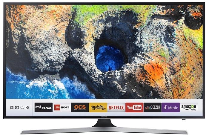 Téléviseur Samsung UE65MU6175 163 cm