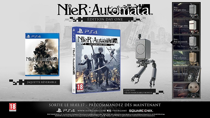Nier : Automata Sony Playstation 4 - Amazon
