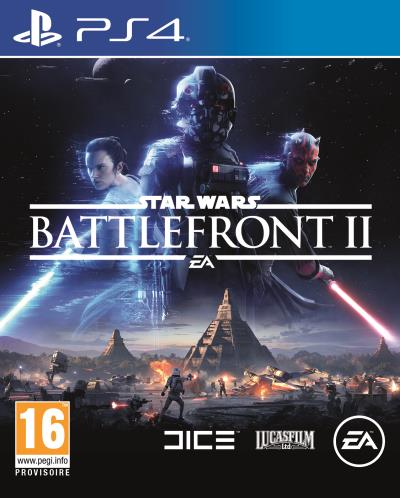 Star Wars Battlefront II PS4 sur Playstation 4