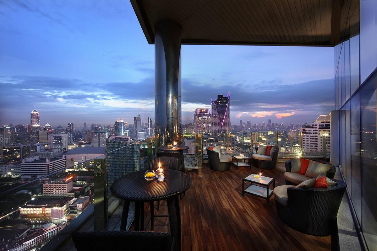 Hôtel Amari Watergate 5* TUI à Bangkok en Thailande