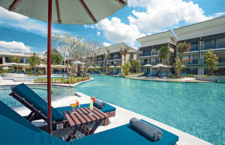 Hôtel Bangsak Merlin Resort 5* TUI à Khao Lak en Thailande