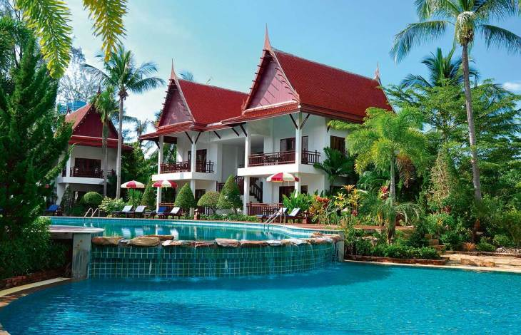 Hôtel Royal Lanta Resort & Spa 4* TUI à Ko Lanta en Thailande