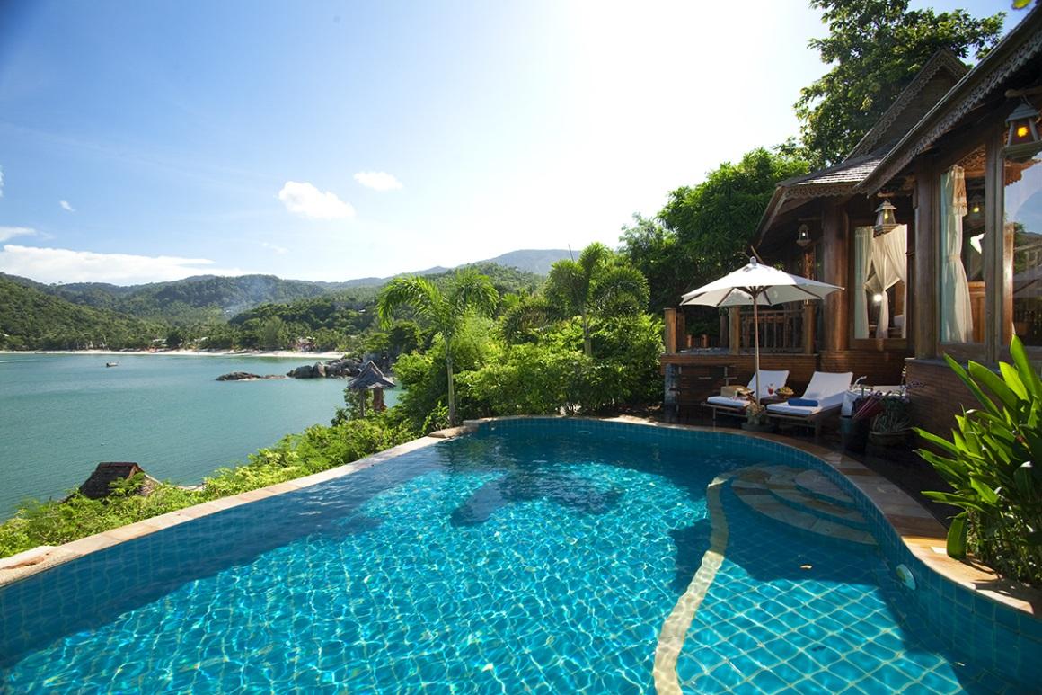 Hôtel Santhiya Koh Phangan Resort & Spa 5* TUI à Ko Phangan en Thailande