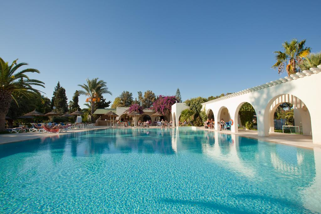 Hôtel Seabel Alhambra Beach Golf & Spa 4* TUI à Port El Kantaoui en Tunisie