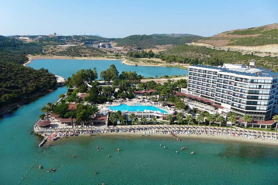 Hôtel Tusan Beach Resort 5* TUI à Kusadasi en Turquie