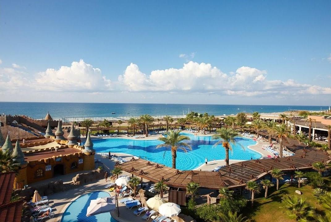 Hôtel Tusan Beach Resort 5* TUI à Side en Turquie