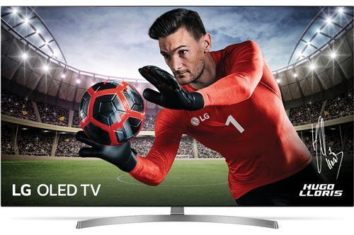 Black Friday FNAC Téléviseur OLED - TV LG OLED55B8S OLED UHD 4K Smart TV pas cher