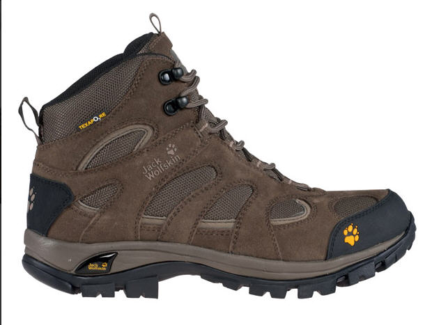 JACK WOLFSKIN All Terrain Texapore Women stone