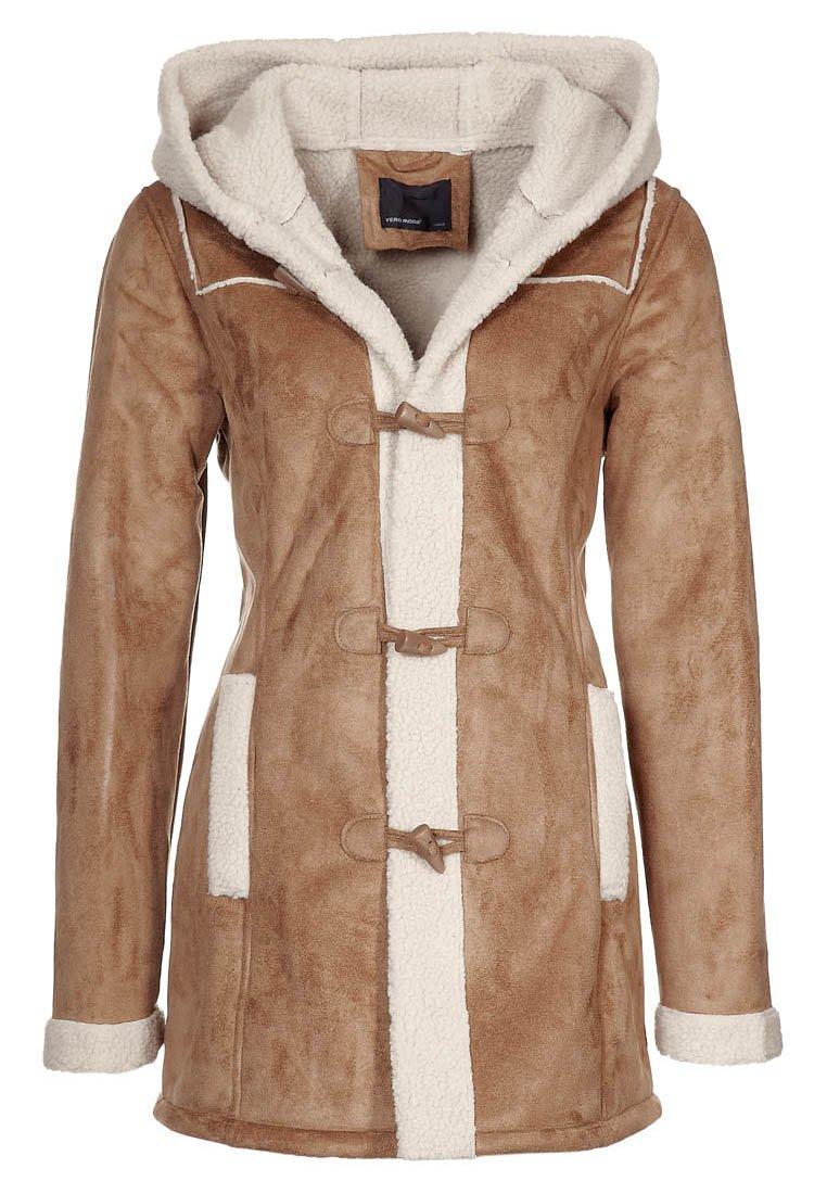 Manteau Femme Zalando, Vero Moda CLASSICO Manteau d hiver - beige ... 593c217cc54