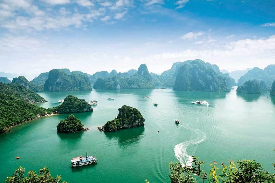Circuit Puzzle vietnamien TUI - Circuit Vietnam TUI