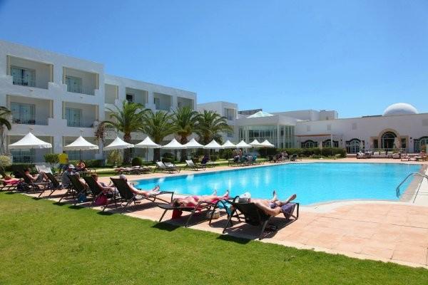 Hôtel Vincci Flora Park 4* à Hammamet en Tunisie