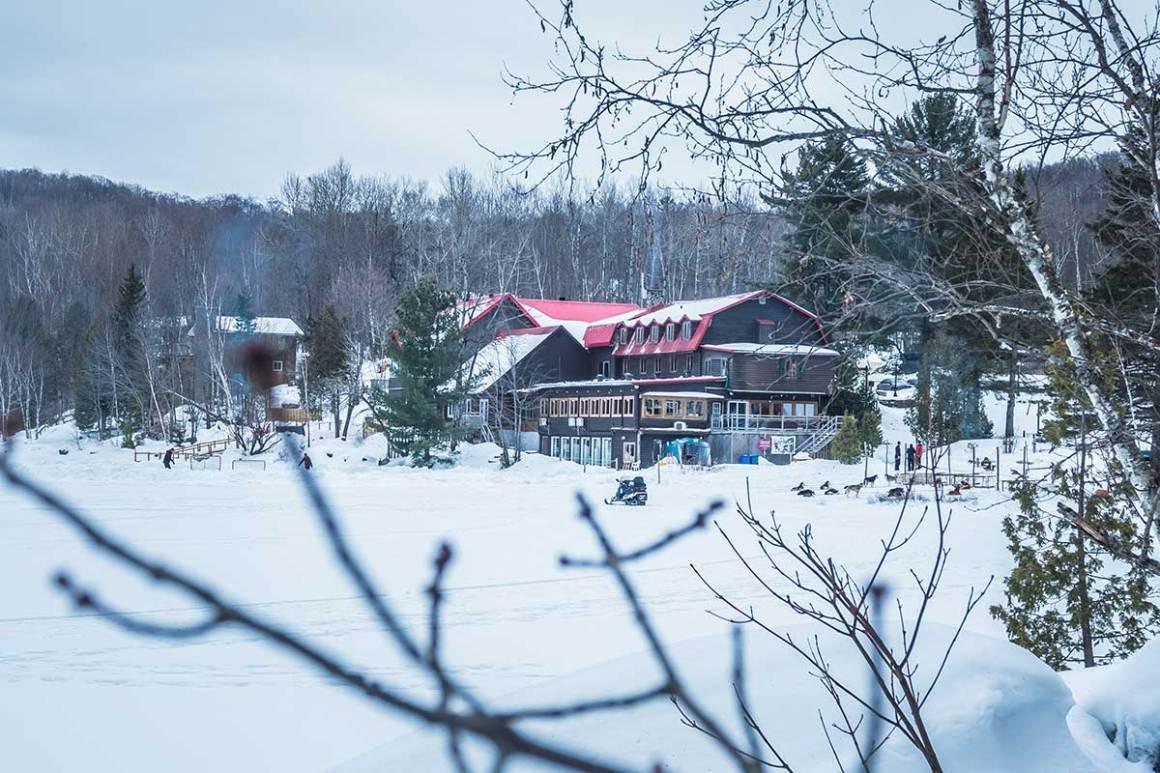 Club Lookéa Auberge du Lac Morency TUI à Saint Hippolyte au Québec