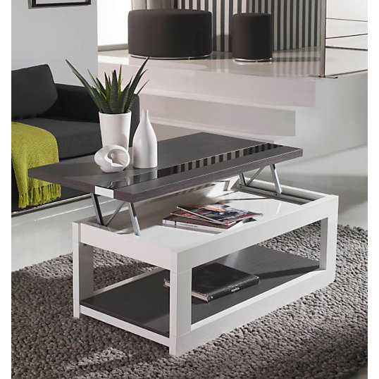 Table basse relevable Zamora - Table Basse Camif - Iziva.com