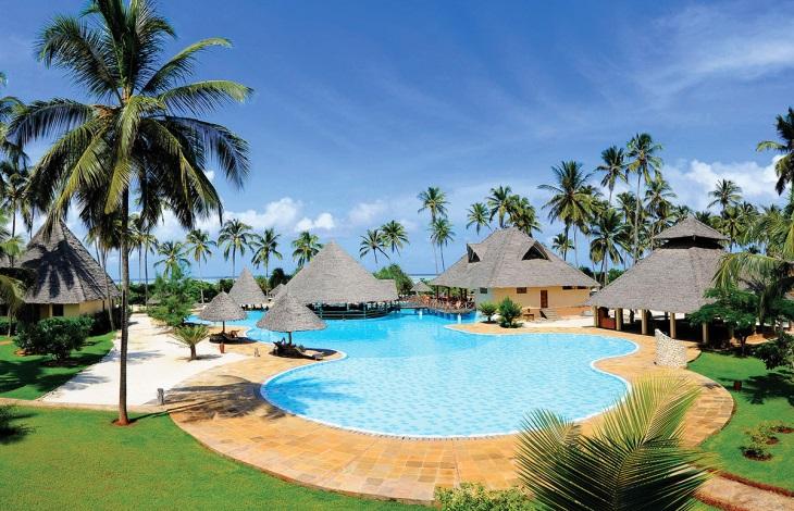 Hôtel Neptune Pwani Beach Resort & Spa 5* TUI Pwani Mchangani à Zanzibar