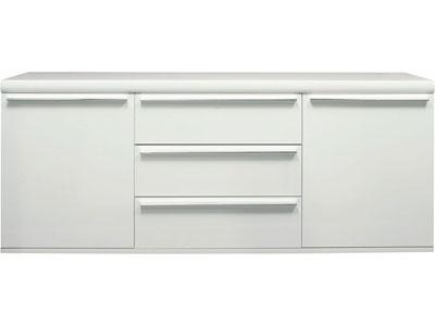 Conforama bahut 2 portes 3 tiroirs white buffet conforama promo bahut 2 portes 3 tiroirs white coloris laqué blanc prix promo conforama 29940 € ttc
